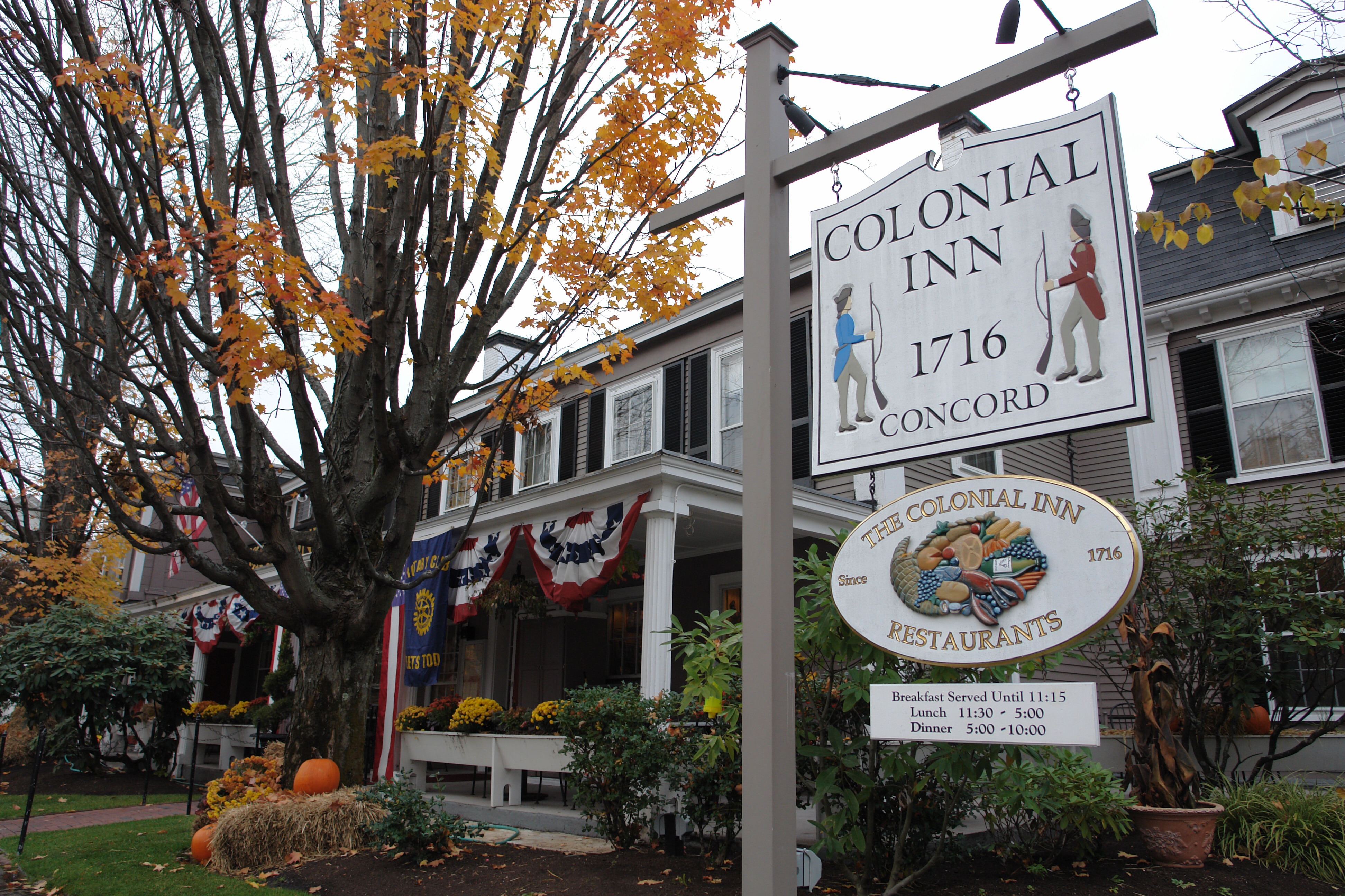 Concord's Colonial Inn and Restaurant