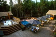 Northern Outdoors Adventure Resort